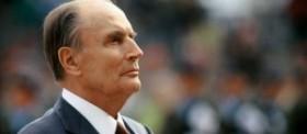 Mitterrand, avec 2 T et 2 R