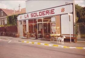 Le 5 bis rue Henri-Barbusse à Meudon, position de repli de ma mère