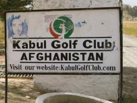 Golf afghanistan