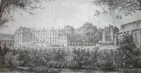 Le Collège de Juilly en 1824
