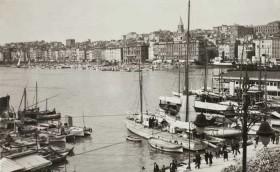 Marseille dans les années 40