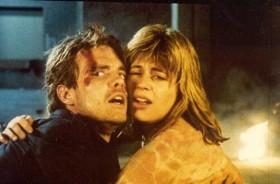 Michael Biehn et Linda Hamilton, le couple sous la pression du Terminator 1