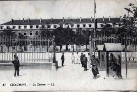 Caserne de Chaumont