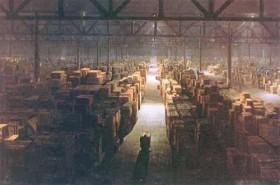 hangar kgb
