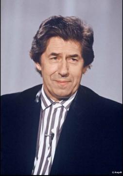 Philippe Gildas, patron d'Europe 1 dans ces années 80