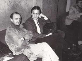 Lipo et Frank Tenaille (1984)