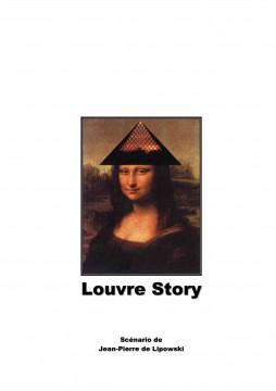 Louvre Story la une