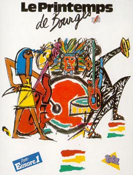 Affiche 1987