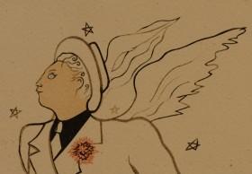 Charles Trenet par Jean Cocteau