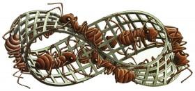 L'éternité pensée par Möbius, illustrée par Escher