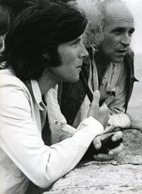 Louis-Jean Calvet et Léo Ferré