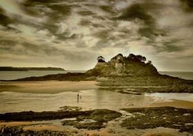 Le Fort du Guesclin à proximité de St Malo