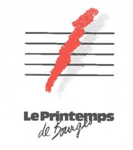 Comme un écho à ce coup de tonnerre qui résonnera longtemps sur Bourges : le logo « Éclair »