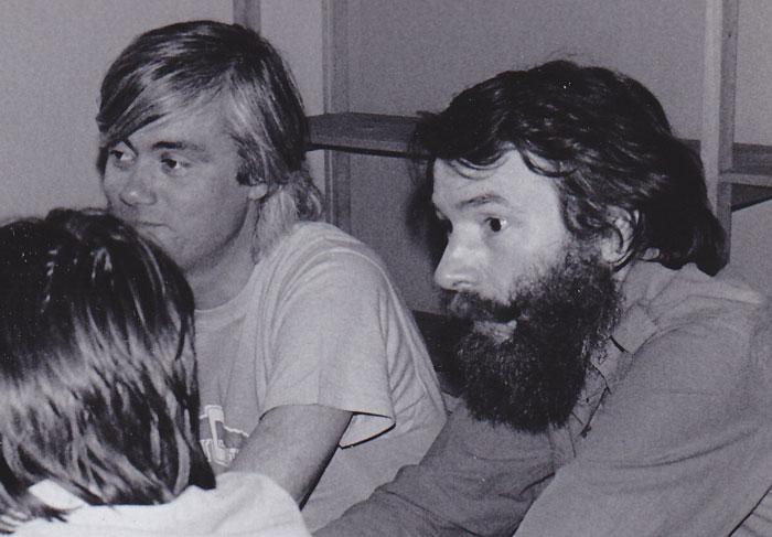 Jacques Erwan & François Carré