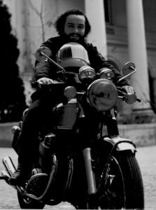 Si Jacques Vassal avait pris ce jour là sa 750 Honda, il eut déjeuné à Bourges sans problème...