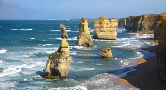 Les 12 Apôtres, État de Victoria, Australie