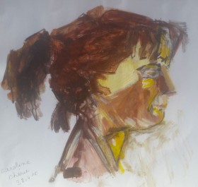 Carotlne par Anne Beyens