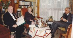 Stan, Lisette et Yves Lafosse