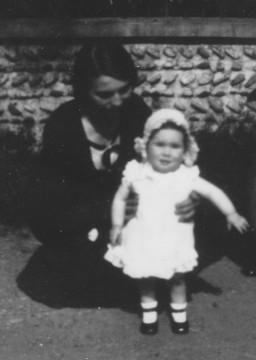 1932-Andree-et-Monique-de-Lipowski