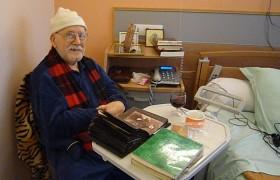 Stan, 98 ans, maison médicalisée de Chevreuse