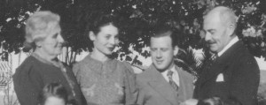 Mme la colonelle Parisot, Andrée Parisot de Lipowski, Stan, colonel Parisot