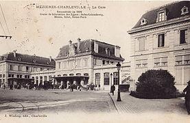 Gare de Charleville-Mézières