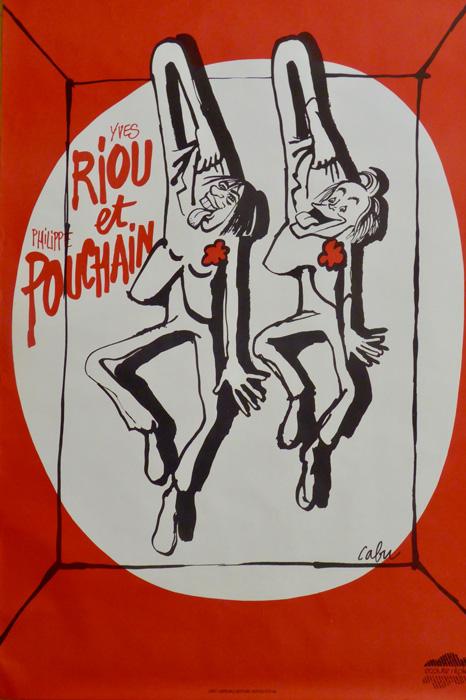 Riou & Pouchain by Cabu
