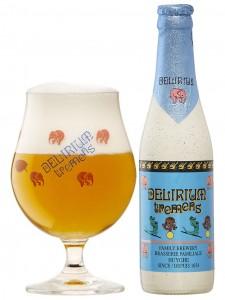 delirium tremens biere
