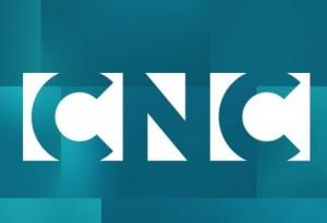 CNC logo bleu