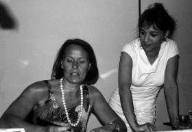 Béatrice Soulé et Martine Grenier