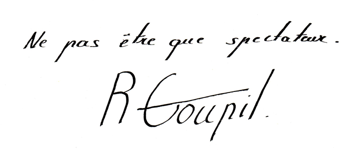 goupil-mot